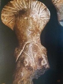 Scrierea neolitică dunăreană. Simbolul invocării divinităţii. mostenireculturala.com
